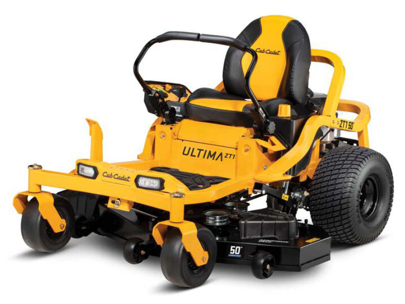 2021 Cub Cadet ZT1 50 in. Kawasaki FR691V 23 hp in Cumming, Georgia - Photo 3
