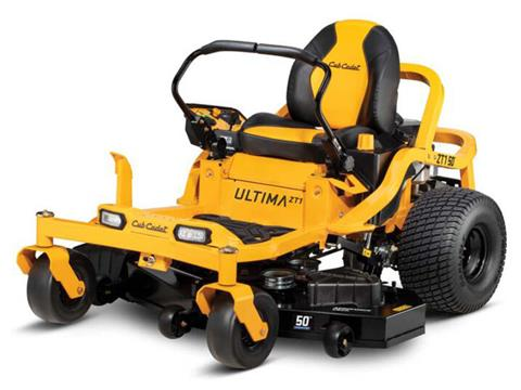 2021 Cub Cadet ZT1 50 in. Kawasaki FR691V 23 hp in Aulander, North Carolina - Photo 3