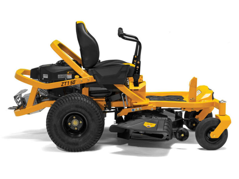 2021 Cub Cadet ZT1 50 in. Kawasaki FR691V 23 hp in Aulander, North Carolina - Photo 4