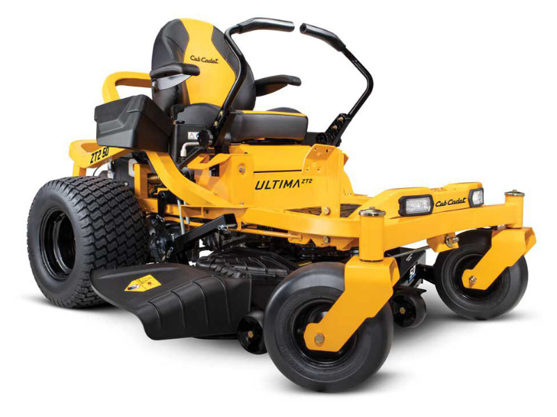 2021 Cub Cadet ZT2 50 in. Kawasaki FR691V 23 hp in Aulander, North Carolina - Photo 1