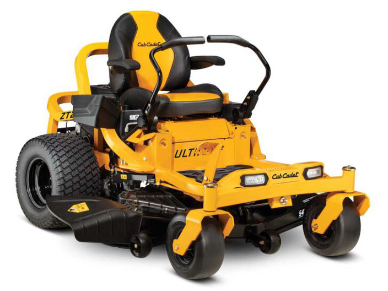 2021 Cub Cadet ZT2 54 in. Kawasaki FR691V 23 hp in Cumming, Georgia - Photo 2