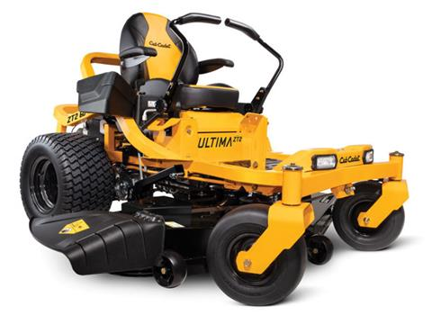 2021 Cub Cadet ZT2 60 in. Kawasaki FR730V 24 hp in Sturgeon Bay, Wisconsin