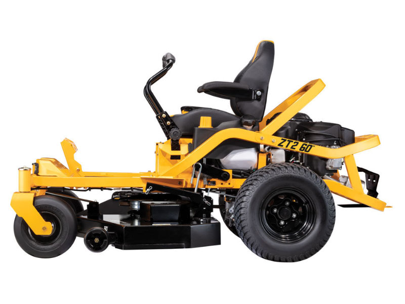 2021 Cub Cadet ZT2 60 in. Kawasaki FR730V 24 hp in Prairie Du Chien, Wisconsin - Photo 5