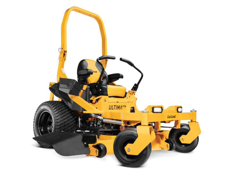 2021 Cub Cadet ZTX4 60 in. Kohler Pro 7000 24 hp in Saint Johnsbury, Vermont - Photo 1
