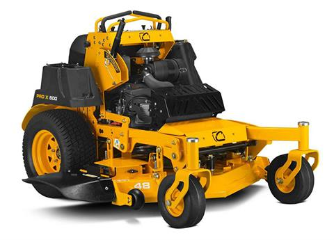 2021 Cub Cadet Pro X 648 48 in. Kawasaki FX691V 22 hp in Mount Bethel, Pennsylvania