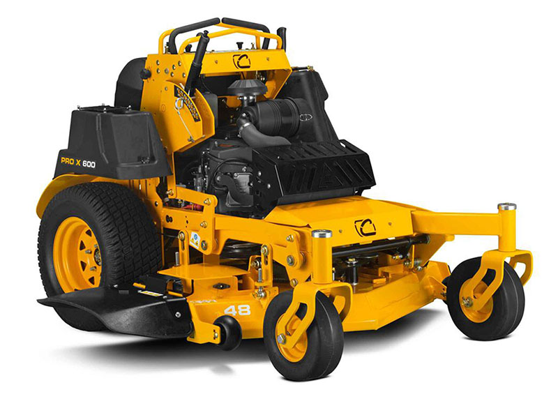 2021 Cub Cadet Pro X 648 48 in. Kawasaki FX691V 22 hp in Prairie Du Chien, Wisconsin - Photo 1