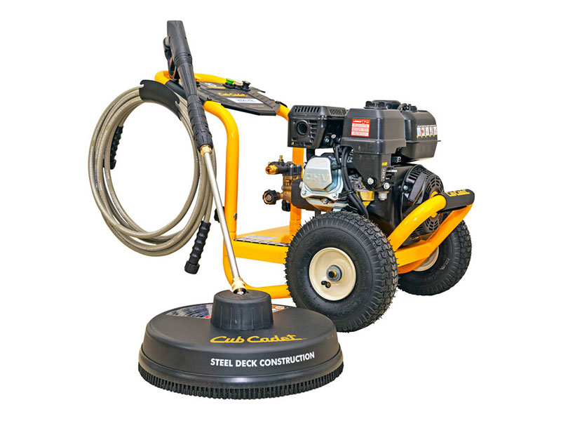 2021 Cub Cadet CC3400 Pressure Washer in Westfield, Wisconsin - Photo 2