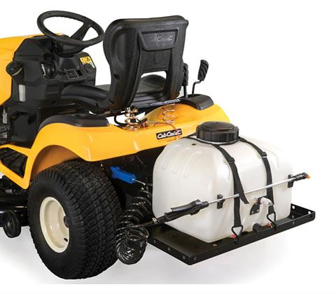 2021 Cub Cadet FastAttach Rear Sprayer 9 Gallon in Mount Bethel, Pennsylvania