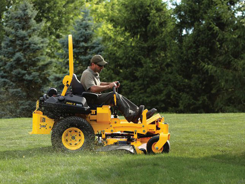 2021 Cub Cadet Pro Z 960 L KW 60 in. Kawasaki FX1000V 38.5 hp in Livingston, Texas - Photo 5
