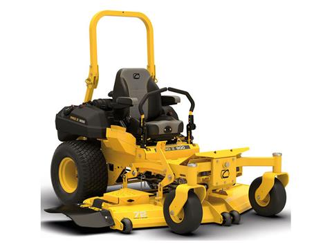2021 Cub Cadet Pro Z 972 L KW 72 in. Kawasaki FX1000V 38.5 hp in Hillman, Michigan