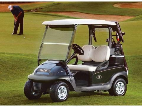 2015 Club Car Precedent i2L Electric in Bluffton, South Carolina