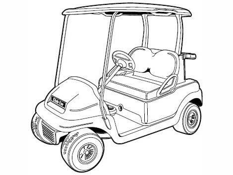 2015 Club Car Precedent i2 Gasoline in Bluffton, South Carolina