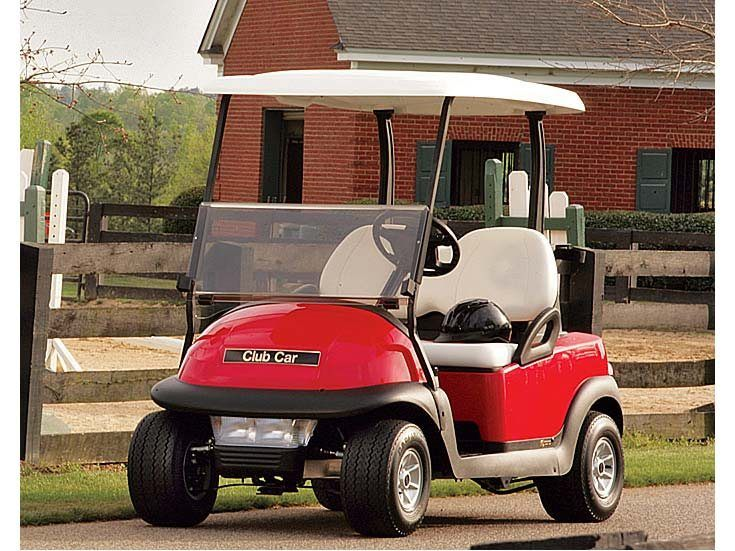 2015 Club Car Precedent i2 Signature Electric in Bluffton, South Carolina