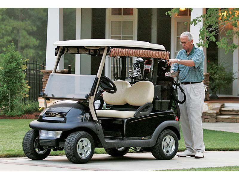 2015 Club Car Precedent i2 Signature Gasoline in Bluffton, South Carolina