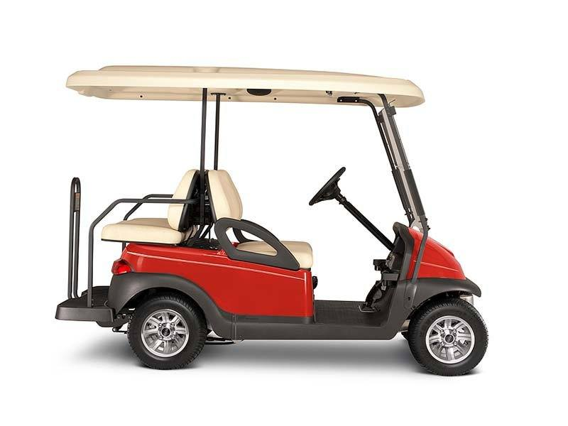 2015 Club Car Precedent i2 Villager 4 Signature Gasoline in Bluffton, South Carolina