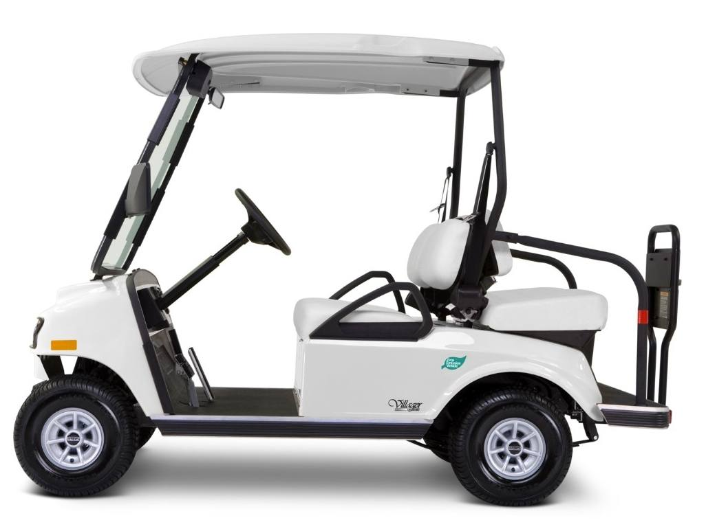 2015 Club Car Villager 2+2 LX LSV in Bluffton, South Carolina