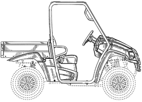 2015 Club Car Carryall 1500 with IntelliTach in Bluffton, South Carolina