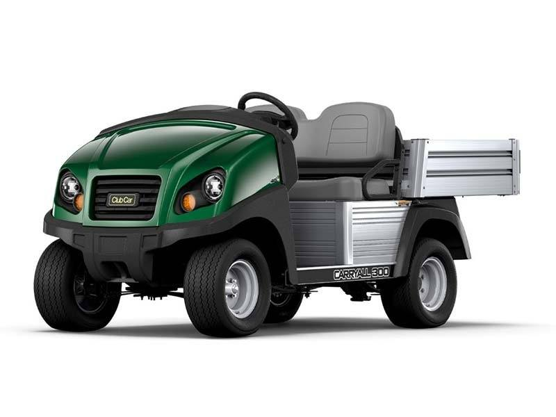 2015 Club Car Carryall 300 Turf Gasoline in Bluffton, South Carolina