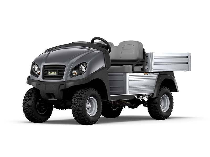 2015 Club Car Carryall 550 Electric in Bluffton, South Carolina