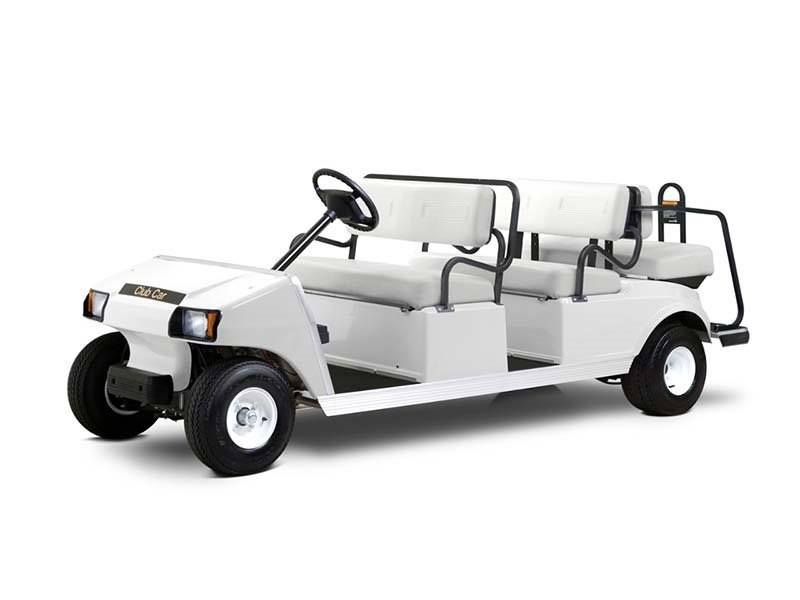 2016 Club Car Villager 6 Electric in Lake Mills, Iowa - Photo 1