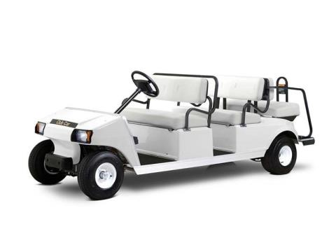 2016 Club Car Villager 6 Gasoline in Lake Mills, Iowa