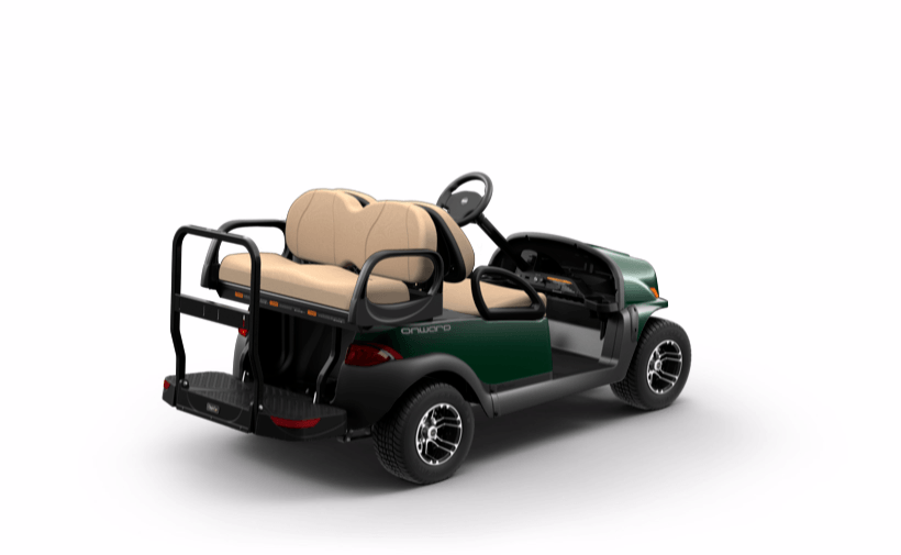 2017 Club Car Onward 4 Passenger Electric in AULANDER, North Carolina