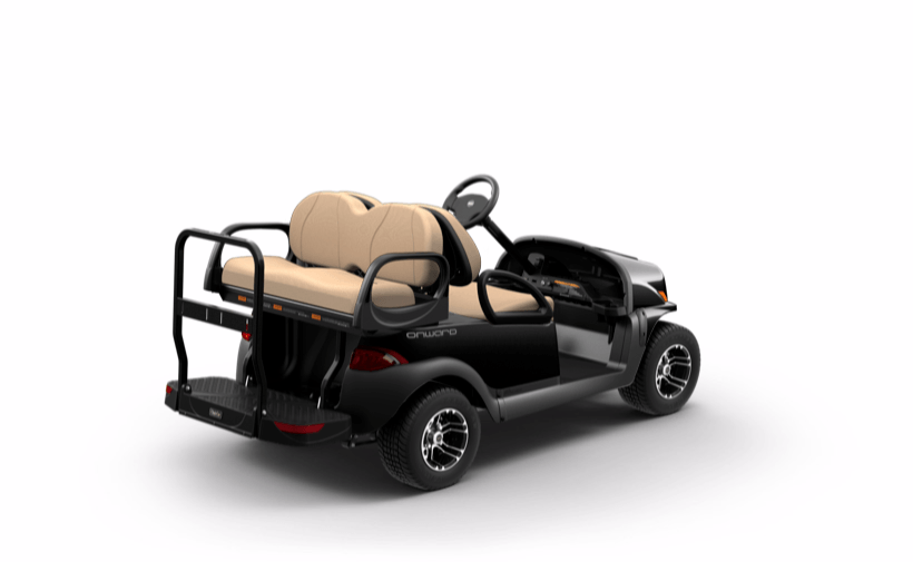 2017 Club Car Onward 4 Passenger Electric in Bluffton, South Carolina