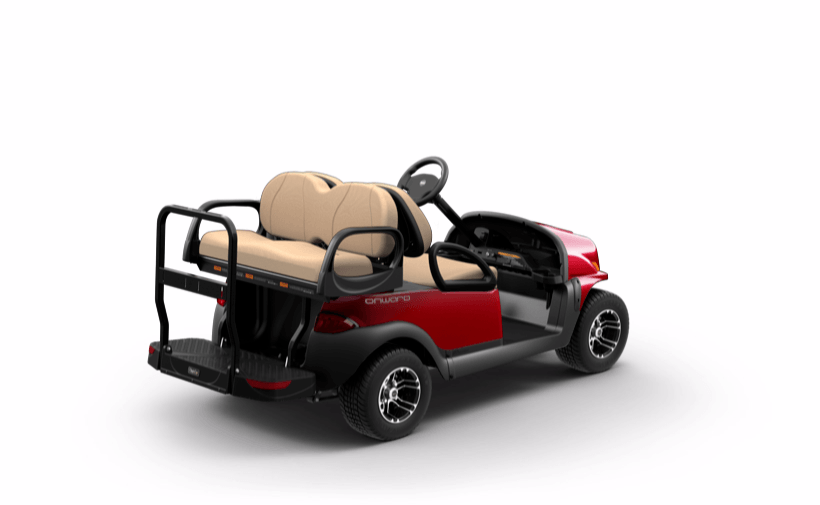 2017 Club Car Onward 4 Passenger Gasoline in Bluffton, South Carolina