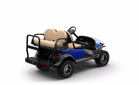 2017 Club Car Onward Lifted 4 Passenger Electric in Gaylord, Michigan