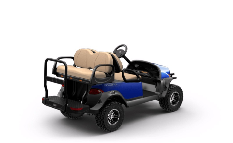 2017 Club Car Onward Lifted 4 Passenger Electric in AULANDER, North Carolina
