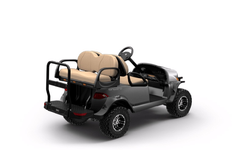 2017 Club Car Onward Lifted 4 Passenger Electric in Brazoria, Texas