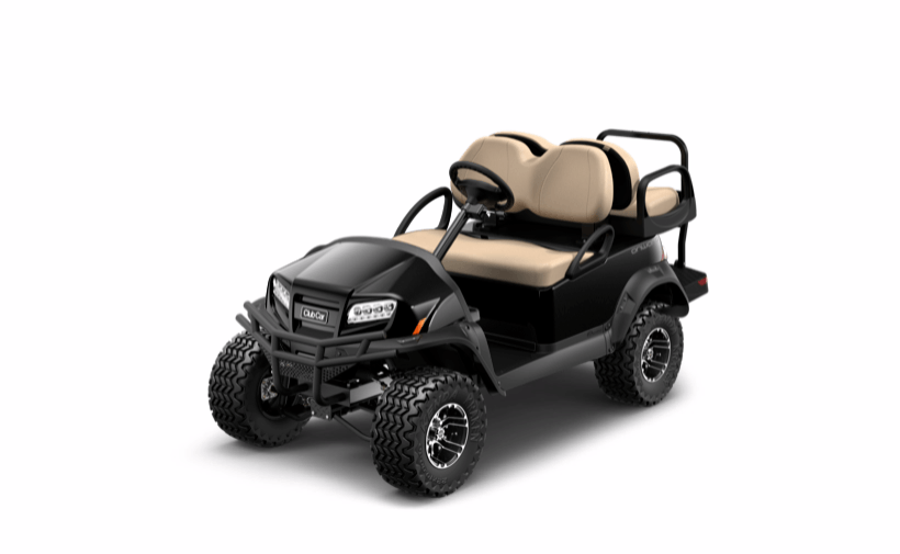 2017 Club Car Onward Lifted 4 Passenger Electric in Bluffton, South Carolina