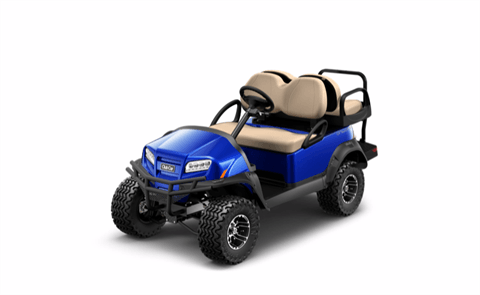2017 Club Car Onward Lifted 4 Passenger Gasoline in Gaylord, Michigan