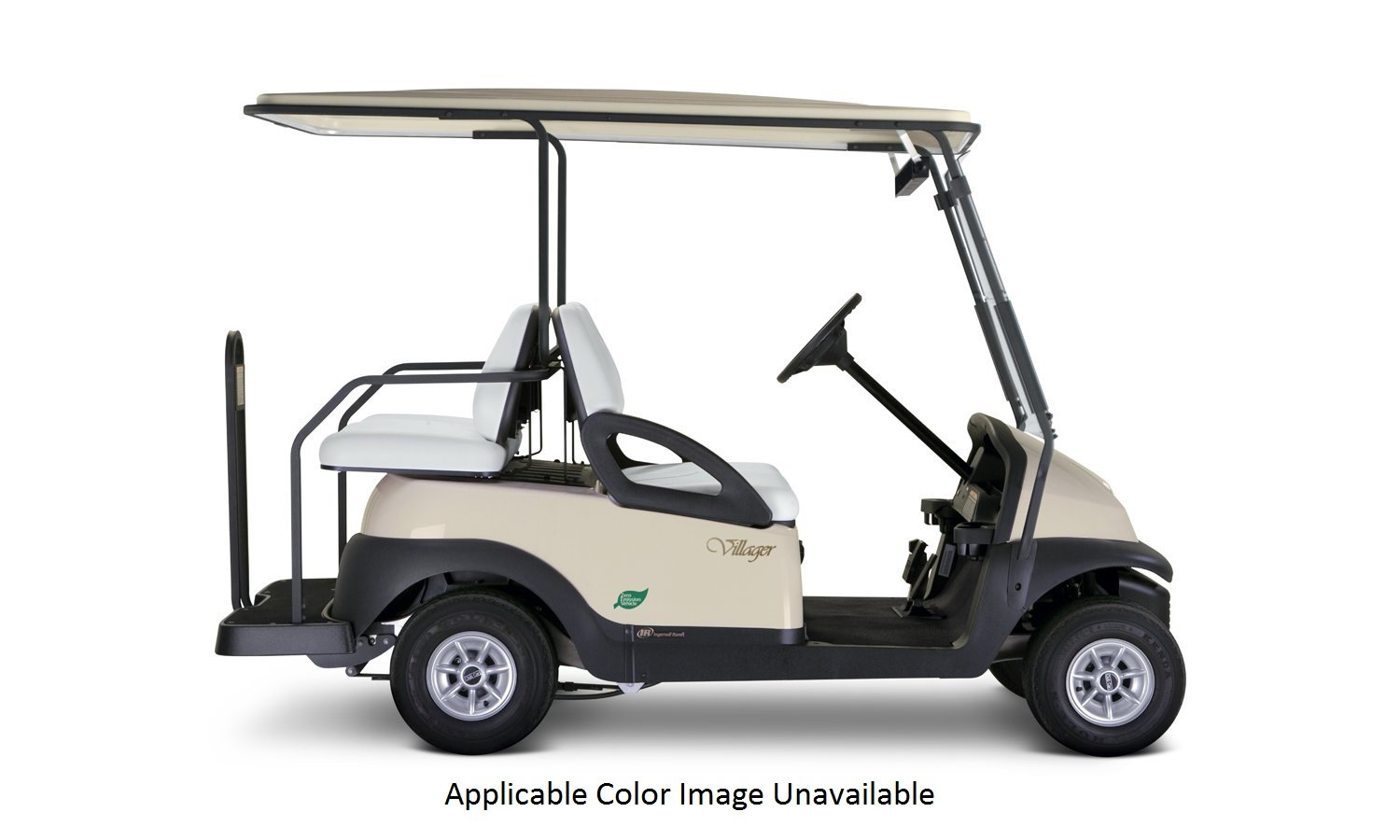 2017 Club Car Precedent i2 Villager 4 Electric in Gaylord, Michigan