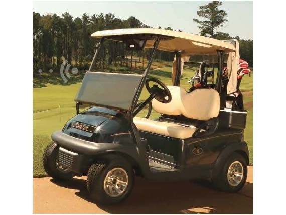 2017 Club Car Precedent i3 Gasoline in Bluffton, South Carolina