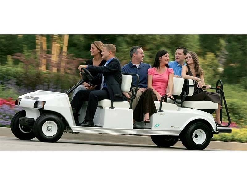 2017 Club Car Villager 6 Gasoline in Bluffton, South Carolina