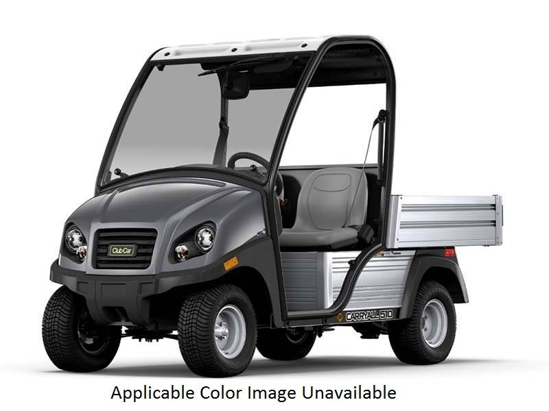 2017 Club Car Carryall 510 LSV in Gaylord, Michigan