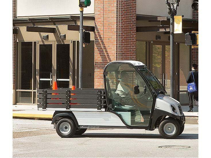2017 Club Car Carryall 710 LSV (Electric) in Gaylord, Michigan