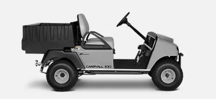 2017 Club Car Carryall 100 Gasoline in Gaylord, Michigan