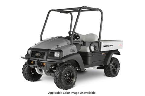 2017 Club Car Carryall 1500 4WD Diesel in Gaylord, Michigan