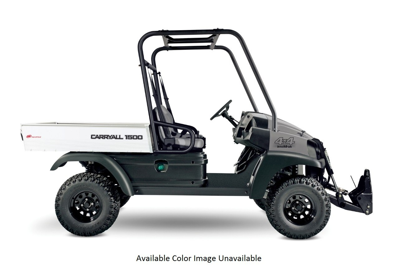 2017 Club Car Carryall 1500 4WD Diesel with IntelliTach in Gaylord, Michigan