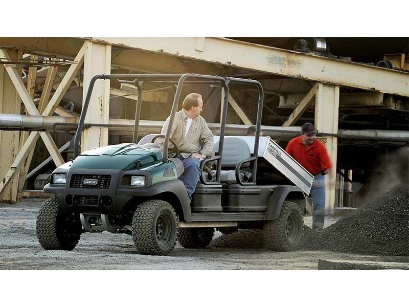 2017 Club Car Carryall 1700 SE 4WD Gasoline in AULANDER, North Carolina