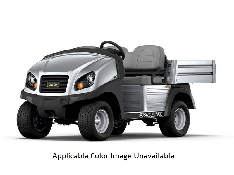 2017 Club Car Carryall 300 Gasoline in AULANDER, North Carolina