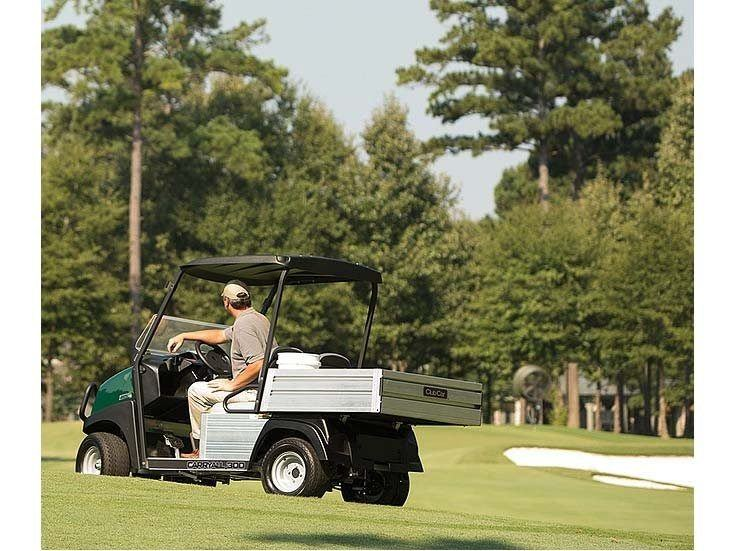 2017 Club Car Carryall 300 Turf Gasoline in Bluffton, South Carolina