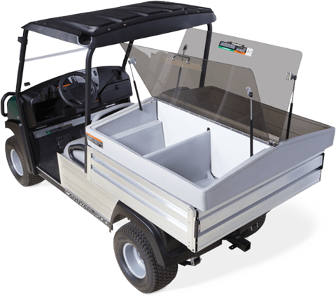 2017 Club Car Carryall 500 with PRC Electric in Bluffton, South Carolina