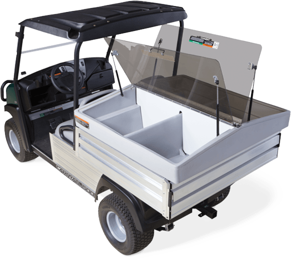 2017 Club Car Carryall 500 with PRC Gasoline in Bluffton, South Carolina