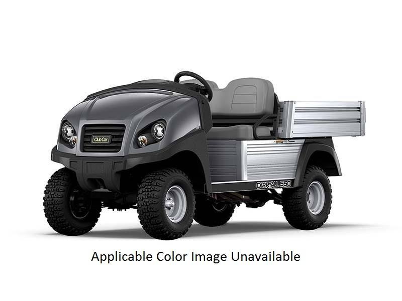 2017 Club Car Carryall 550 Electric in Bluffton, South Carolina