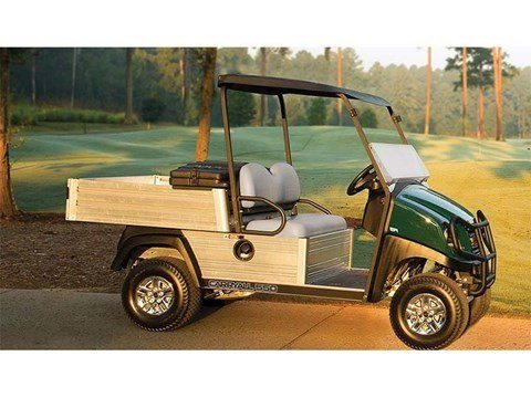 2017 Club Car Carryall 550 Turf Electric in AULANDER, North Carolina