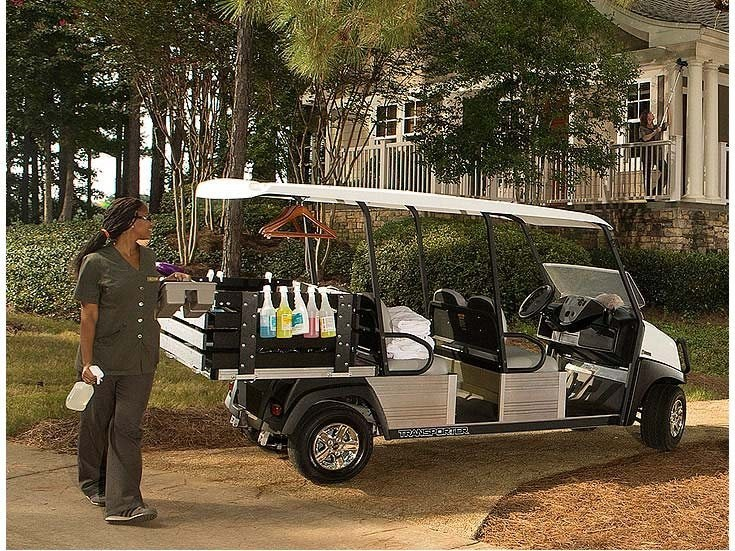 2017 Club Car Transporter Gasoline in AULANDER, North Carolina