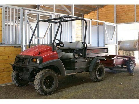 2017 Club Car XRT 1550 Gasoline in Kerrville, Texas